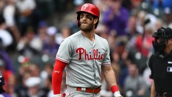 &Pizza Is Running a Special Bryce Harper Promotion Monday Night