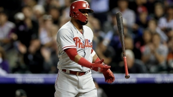 Former Phillie Carlos Santana Traded for Second Time in 10 Days