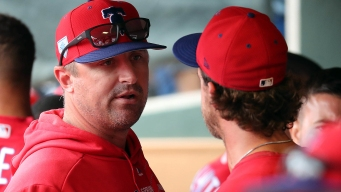 Sources: Chris Young Out as Phillies Pitching Coach