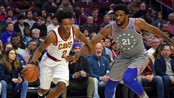 Cavaliers 121, Sixers 112: Sluggish Start Dooms Sixers Against NBA's Worst Team