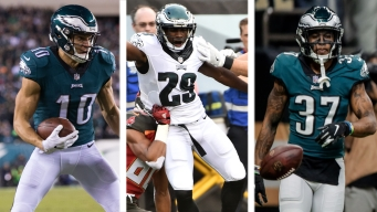10 Non-rookies With Something to Prove at Eagles OTAs