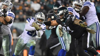 Eagles at Cowboys Live: Score, Highlights, Analysis From NFL Week 14 Game