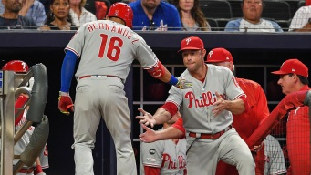 Phils Still Need a Miracle, But Wins in Atlanta Are a Start