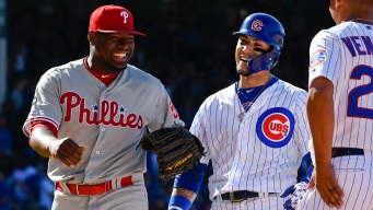 After Heart-Attack Special in Wrigley, Phils Face New Test