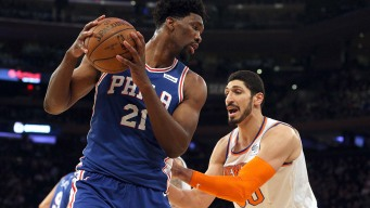 Sixers-Knicks: 3 Storylines to Watch and How to Live Stream the Game