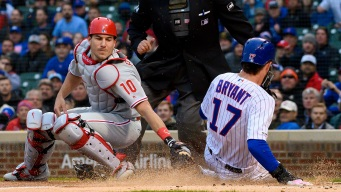 Phillies' Winning Streak Ends on Cubs' Walk-Off Hit
