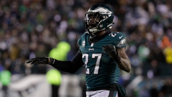 Report: Malcolm Jenkins Will Attend Mandatory Eagles Camp