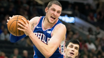 In Mike Muscala, Sixers May Have Found Solution for Backing Up Joel Embiid