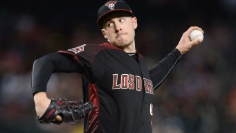 Patrick Corbin in Town to Hear Phillies' Sales Pitch