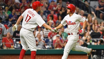 Phillies Take a Page Out of Braves' Book to Notch Key Series Win