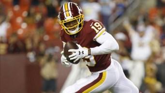 Eagles Add Speedy Wide Receiver Cut by Redskins