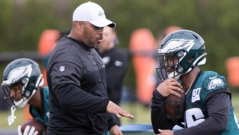 Eagles' Rookie RB Miles Sanders Already Off to Good Start With Duce Staley