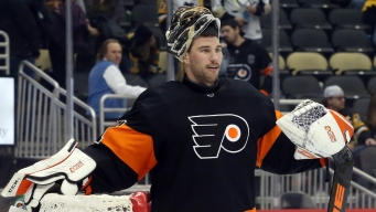 Is Anthony Stolarz the Flyers' Future ... for Now?