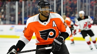 Wayne Simmonds Contract: Ron Hextall Was 'ways Apart' on Extension With Flyers' Power Forward
