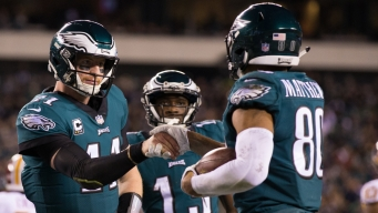 Eagles' Offense Slowly Beginning to Find Its Way After Ugly Start