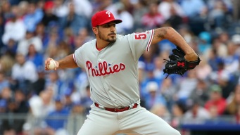 Phillies 7, Royals 0: Zach Eflin Tosses Complete Game Shutout