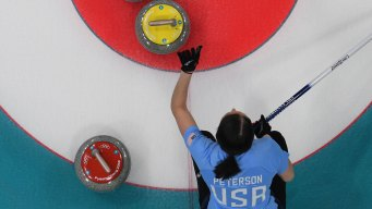 US Curling Women Top Russians, Lose to Canada in a Blowout