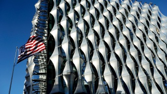 New US Embassy Criticized by Trump Opens in London