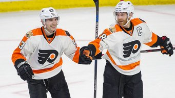 Flyers Turn in Dominant Response With Game 2 Win Over Penguins