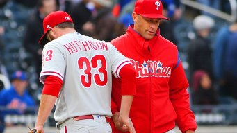 Defensive Alignment Again Hurts Phillies in Loss to Mets