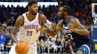 What Paul George Reportedly Staying With Thunder Means for Sixers