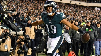 This Is Why the Eagles Traded for Golden Tate