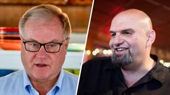 Wagner Wins GOP Gov. Primary, Fetterman Pulls Off Upset