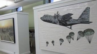 City Hall Hosts Rare Display of Contemporary Art