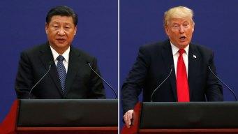 Trump Plays Down Prospect of Successful US-China Trade Talks