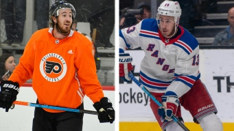 Kevin Hayes Honest About His Time With Rangers, 'ecstatic' to Be With Flyers