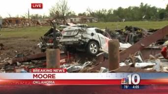 Touring the Tornado Devastation