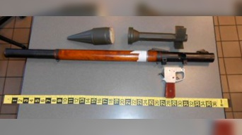 TSA Finds Grenade Launcher in Man's Luggage at Pa. Airport