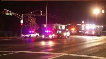 Crash Closes NJ Road Overnight