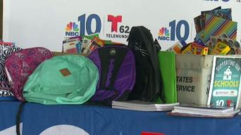 Cradles to Crayons' Back to School Collections