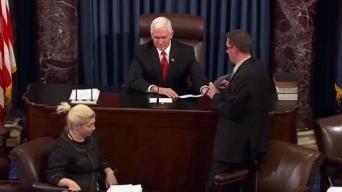 Flynn Flips and Tax Bill Passes Senate