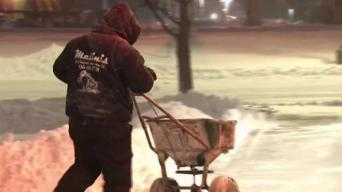 Freezing Temperatures Could Make Clean-up Twice as Hard