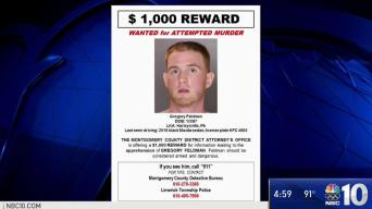 Police Search for Man Accused of Shooting Ex-Girlfriend's Mother