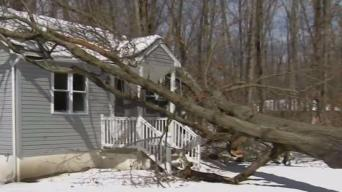 Power Outages Linger After Winter Storm