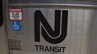Light Rail Train Strikes, Kills Man in NJ