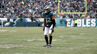 Will Eagles Young Secondary Be Able to Vill Void Left by Patrick Robinson's Departure?