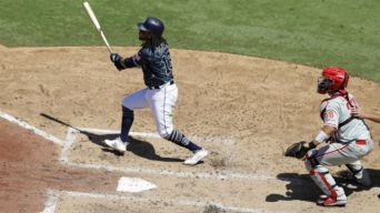 Freddy Galvis Hits Grand Slam as Phillies Cap Rough West Coast Trip With Loss to Padres