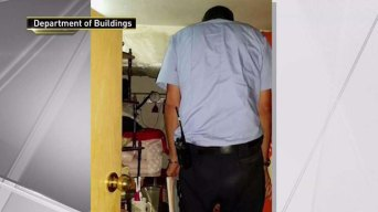 NYC Landlords Split 2 Apts. Into 18 Rooms With 4.5-Foot Ceilings