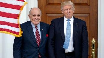 Giuliani Won't Comply With Congressional Subpoena