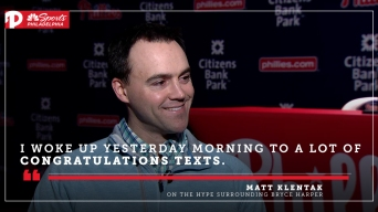 Watch Today's Full Phillies Press Conference on YouTube