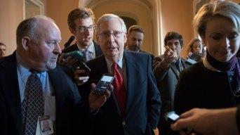 Senate Republicans Barrel Toward Sweeping Tax Overhaul