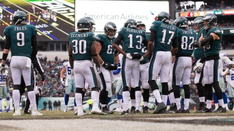Oddsmakers Setting Historic Line Against Eagles