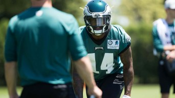 With Broken Ankle Healed, Mike Wallace Hoping to Run Again for Eagles in 2018