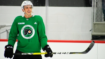 Flyers Prospect Morgan Frost Ready to Make an Impact, Regardless of Where He Ends Up