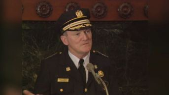 Funeral for Former Philly Police Commish John Timoney