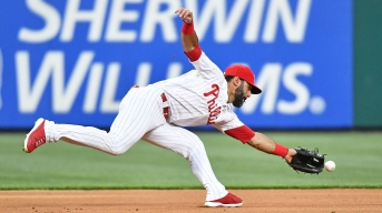 Sloppy Defense, Mental Mistakes Costly in Phillies Loss